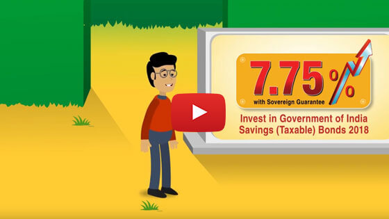 taxable saving bonds video - stockholding