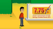taxable saving bonds video - shcil